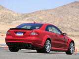 Mercedes-Benz CLK 63 AMG Black Series US-spec (C209) 2007–09 wallpapers