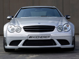 Kicherer CLK 63 Racer (C209) 2008 wallpapers