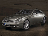 Images of Mercedes-Benz CLS 350 CGI (C219) 2006–10