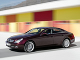 Images of Mercedes-Benz CLS 280 (S219) 2008–10