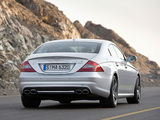 Images of Mercedes-Benz CLS 63 AMG (C219) 2008–10