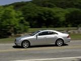 Images of Mercedes-Benz CLS 320 CDI (C219) 2008–10