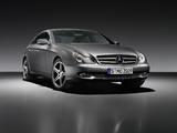 Images of Mercedes-Benz CLS 350 CGI Grand Edition (C219) 2009