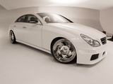 Images of Wheelsandmore Mercedes-Benz CLS 55 AMG (C219) 2009–10