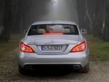 Images of Mercedes-Benz CLS 350 (C218) 2010
