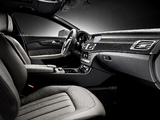 Images of Mercedes-Benz CLS 350 AMG Sports Package (C218) 2010