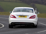 Images of Mercedes-Benz CLS 350 CDI AMG Sports Package UK-spec (C218) 2010