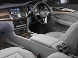Images of Mercedes-Benz CLS 350 CDI AU-spec (C218) 2010
