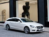 Images of Mercedes-Benz CLS 350 CDI Shooting Brake AMG Sports Package UK-spec (X218) 2012
