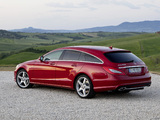 Images of Mercedes-Benz CLS 500 4MATIC Shooting Brake AMG Sports Package (X218) 2012