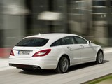 Images of Mercedes-Benz CLS 250 CDI Shooting Brake (X218) 2012