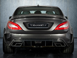 Images of Mansory Mercedes-Benz CLS 63 AMG (C218) 2012