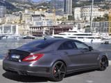 Images of GSC Mercedes-Benz CLS 63 AMG (C218) 2012