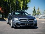 Images of SR Auto Mercedes-Benz CLS 63 AMG Project Maximus (C218) 2012