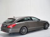 Images of Brabus Mercedes-Benz CLS-Klasse Shooting Brake (X218) 2012