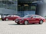 Images of Mercedes-Benz CLS-Klasse