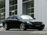 Brabus Mercedes-Benz CLS-Klasse (C219) 2004–10 images