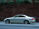 Mercedes-Benz CLS 500 (S219) 2004–10 images