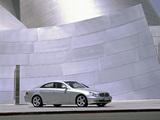 Mercedes-Benz CLS 500 (S219) 2004–10 photos