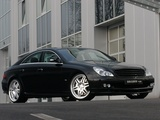 Brabus Mercedes-Benz CLS-Klasse (C219) 2004–10 photos