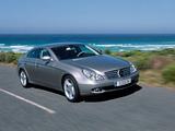 Mercedes-Benz CLS 500 (S219) 2004–10 pictures