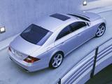Mercedes-Benz CLS 55 AMG (C219) 2005–10 wallpapers