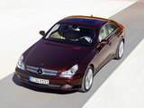 Mercedes-Benz CLS 280 (S219) 2008–10 images