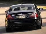 Mercedes-Benz CLS 63 AMG US-spec (C219) 2008–10 photos