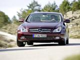 Mercedes-Benz CLS 280 (S219) 2008–10 wallpapers