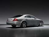 Mercedes-Benz CLS 350 CGI Grand Edition (C219) 2009 images