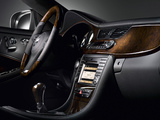 Mercedes-Benz CLS 350 CGI Grand Edition (C219) 2009 pictures
