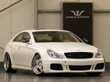 Wheelsandmore Mercedes-Benz CLS 55 AMG (C219) 2009–10 pictures