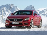 Mercedes-Benz CLS 350 CDI 4MATIC AMG Sports Package (C218) 2010 images