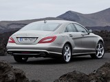 Mercedes-Benz CLS 350 AMG Sports Package (C218) 2010 images