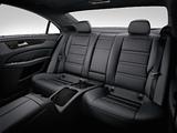 Mercedes-Benz CLS 63 AMG (C218) 2010 images