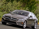 Mercedes-Benz CLS 550 AMG Sports Package (C218) 2010 images