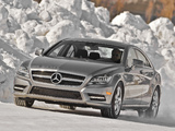 Mercedes-Benz CLS 550 4MATIC AMG Sports Package (C218) 2010 photos