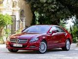 Mercedes-Benz CLS 350 CDI (C218) 2010 photos