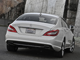 Mercedes-Benz CLS 550 AMG Sports Package (C218) 2010 photos
