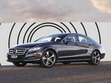 Mercedes-Benz CLS 350 CDI AU-spec (C218) 2010 photos