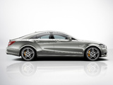 Mercedes-Benz CLS 63 AMG (C218) 2010 pictures