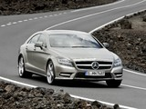 Mercedes-Benz CLS 350 AMG Sports Package (C218) 2010 pictures