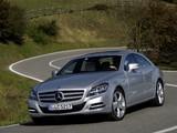 Mercedes-Benz CLS 350 (C218) 2010 pictures