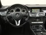 Mercedes-Benz CLS 350 (C218) 2010 wallpapers