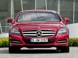 Mercedes-Benz CLS 350 CDI (C218) 2010 wallpapers