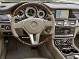 Mercedes-Benz CLS 550 AMG Sports Package (C218) 2010 wallpapers