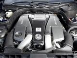 Mercedes-Benz CLS 63 AMG UK-spec (C218) 2011 images