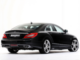 Brabus Mercedes-Benz CLS AMG Sports Package (C218) 2011 images