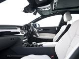 Mercedes-Benz CLS 63 AMG UK-spec (C218) 2011 photos