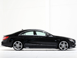 Brabus Mercedes-Benz CLS AMG Sports Package (C218) 2011 pictures
